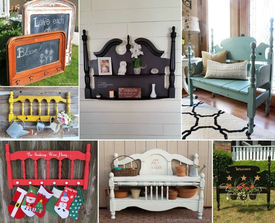 Whattodowithold What To Do With Old Headboards