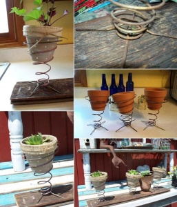 What To Do With Old Bed Springs 12