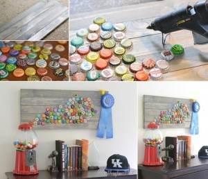 What To Do With Old Bottle Caps 6