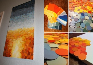 What To Do With Old Paint Chips 5