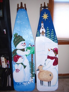 What To Do With An Old Ironing Board 14