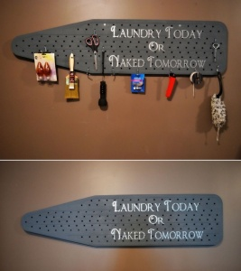 What To Do With An Old Ironing Board 4