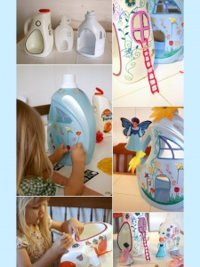 What To Do With Old Milk Jugs 10