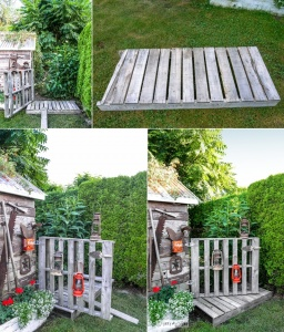What To Do With Old Pallets 19