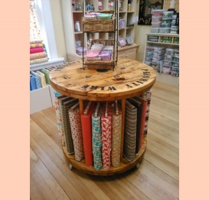 What To Do With Old Wire Spools 13