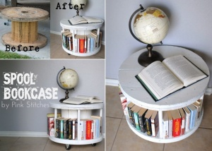 What To Do With Old Wire Spools 5