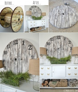What To Do With Old Wire Spools 6