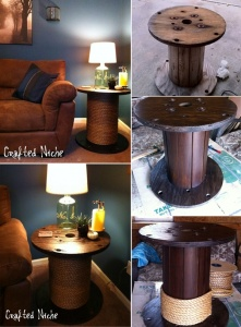 What To Do With Old Wire Spools 7