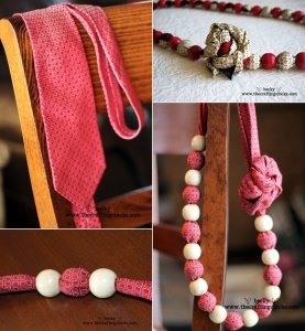 What To Do With Old Neck Ties 16