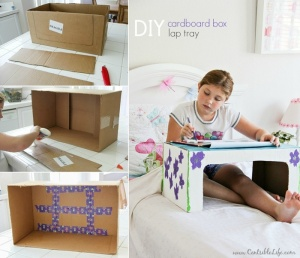 What To Do With Old Cardboard 3