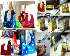 What To Do With Old Cereal Boxes 12