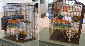 What To Do With An Old Birdcage 2
