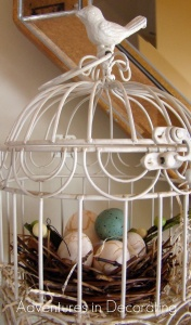 What To Do With An Old Birdcage 4
