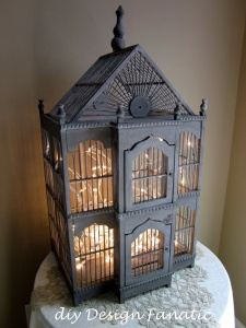 What To Do With An Old Birdcage 5