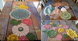 What To Do With Old Doilies 2