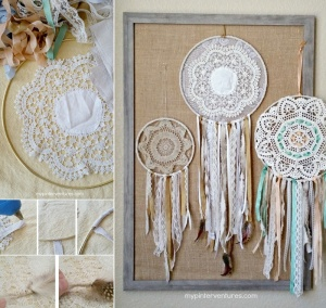 What To Do With Old Doilies 3