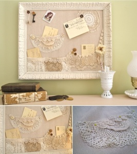 What To Do With Old Doilies 6