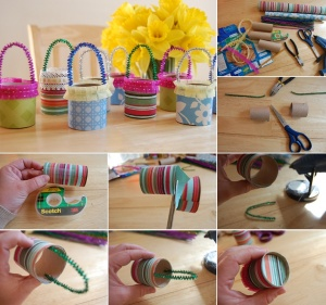 What To Do With Old Paper Roll Tubes 20