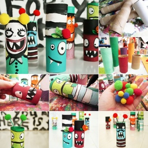 What To Do With Old Paper Roll Tubes 9