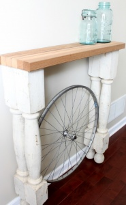 What To Do With Old Table Legs 7