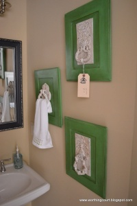 What Do To With Old Cabinet Doors 5
