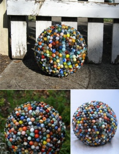 What To Do With Old Glass Marbles 11
