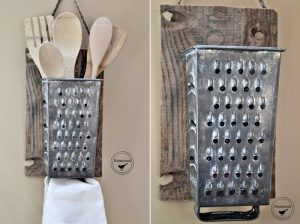 What To Do With An Old Cheese Grater 4