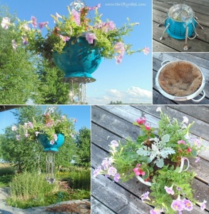 What To Do With An Old Colander 2