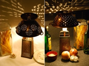 What To Do With An Old Colander 1