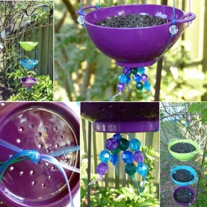 What To Do With An Old Colander 5