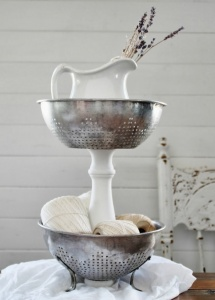 What To Do With An Old Colander 7
