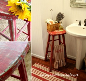 What To Do With Old Bar Stools 4