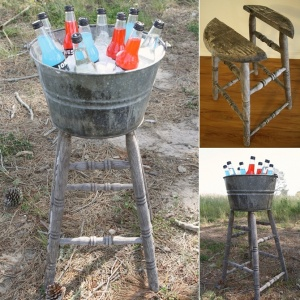 What To Do With Old Bar Stools 5