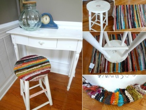 What To Do With Old Bar Stools 7