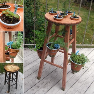 What To Do With Old Bar Stools 10