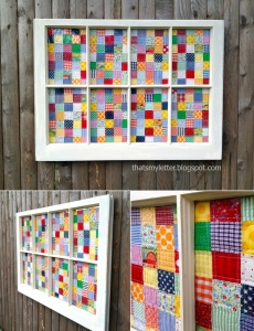 What To Do With An Old Quilt 1