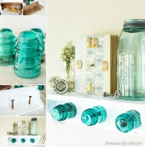 What To Do With Old Glass Insulators 1