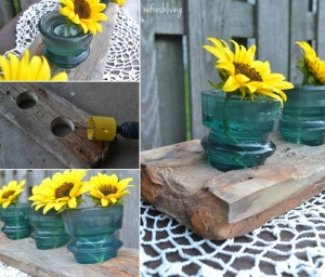 What To Do With Old Glass Insulators 12