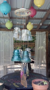 What To Do With Old Glass Insulators 2