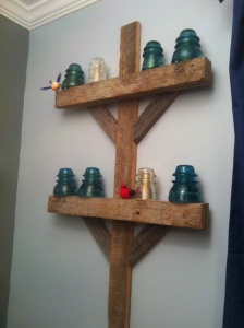 What To Do With Old Glass Insulators 3