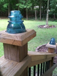 What To Do With Old Glass Insulators 9