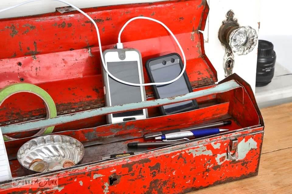 old toolbox ideas