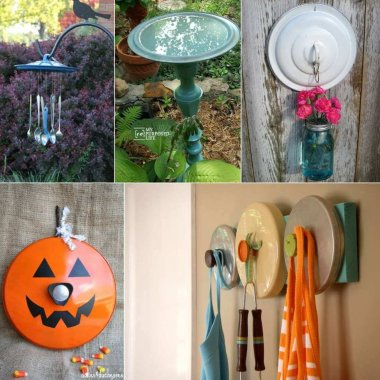 What To Do With Old Pot Lids?