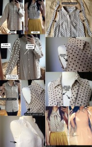 What To Do With Old Button-Up Shirts 3