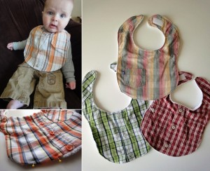 What To Do With Old Button-Up Shirts 9