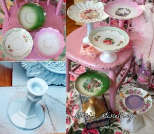 What To Do With Old Dishes 1