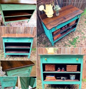 What To Do With Old Dressers 1