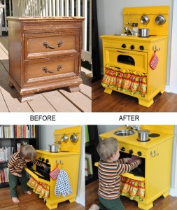 What To Do With Old Dressers 2