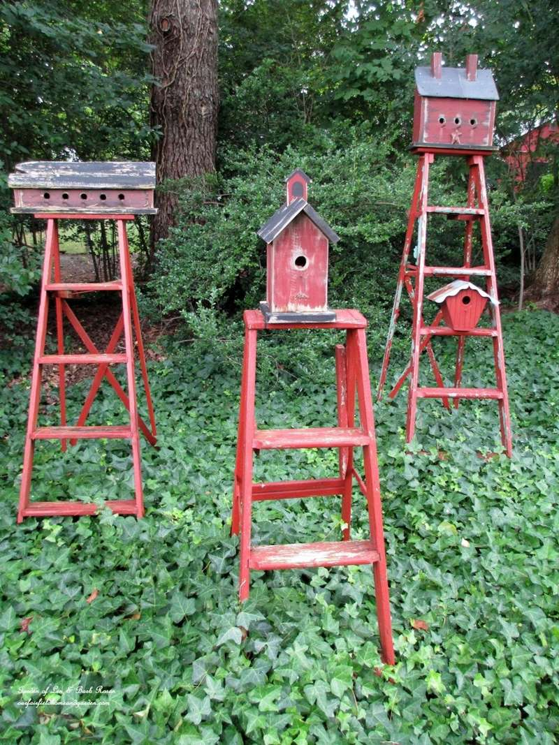 Whattodowithold What To Do With Old Ladders