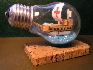 What To Do With Old Light Bulbs 11